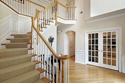 Stair Parts - Wooden Stair Railings and Newels and other Stair Parts