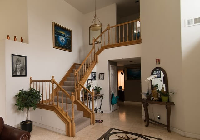 Custom DIY Stairs