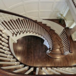 Hardwood Stairs: The Long-Term Solution